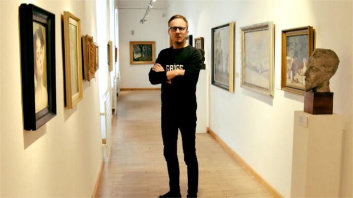 """""""Mikuláš nejestwuje"""" - eine Ausstellung in Liptovský Mikuláš"""