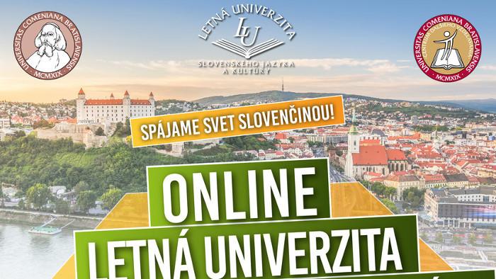 """En 2020 """"Aprendemos el idioma eslovaco a distancia"""""""