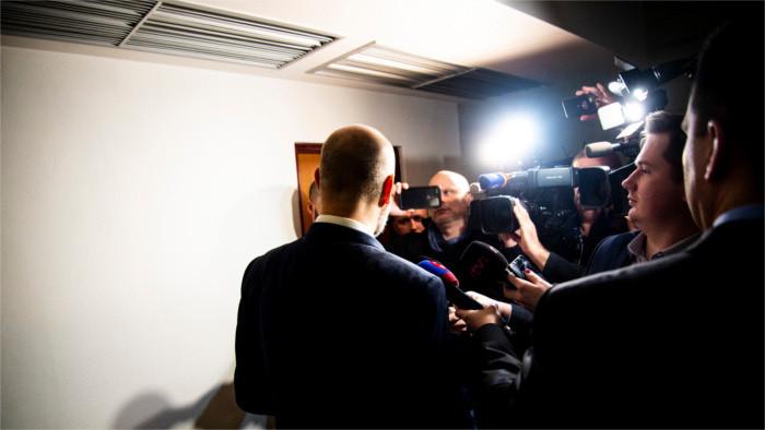La profession la plus demandée est celle de journaliste