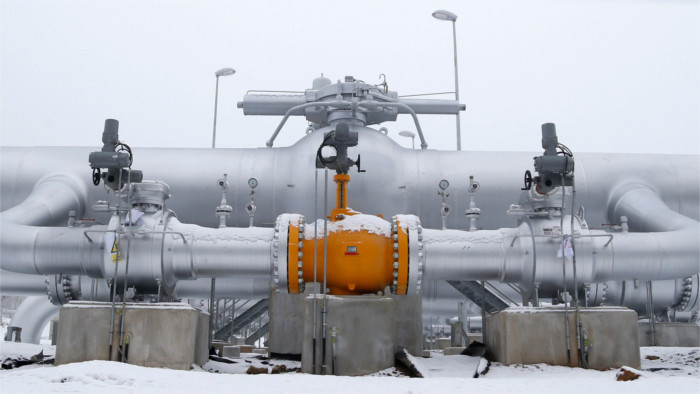 Foreign Minister: Nord Stream 2 highlights strategic importance of Ukraine