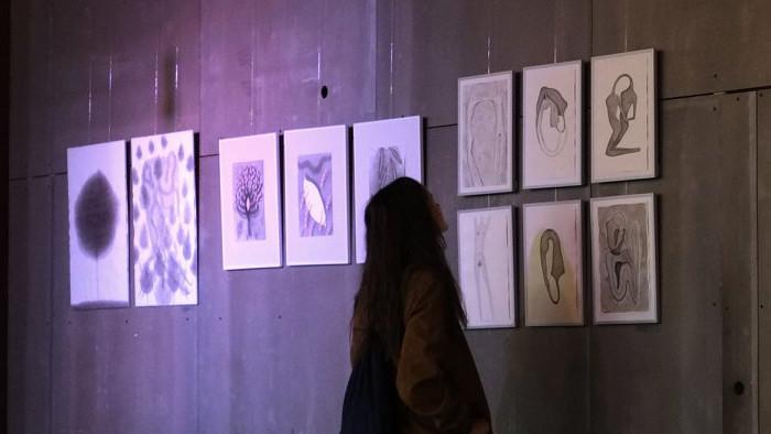 Julián Mesa Martín expone su obra junto a dos artistas eslovacos en Bratislava