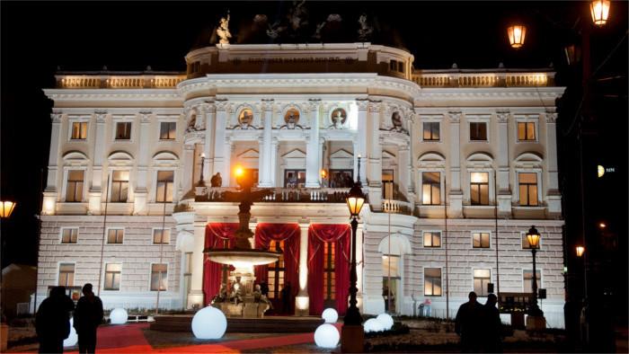 Theaterland Slowakei: 2020 ist das Jahr des slowakischen Theaters