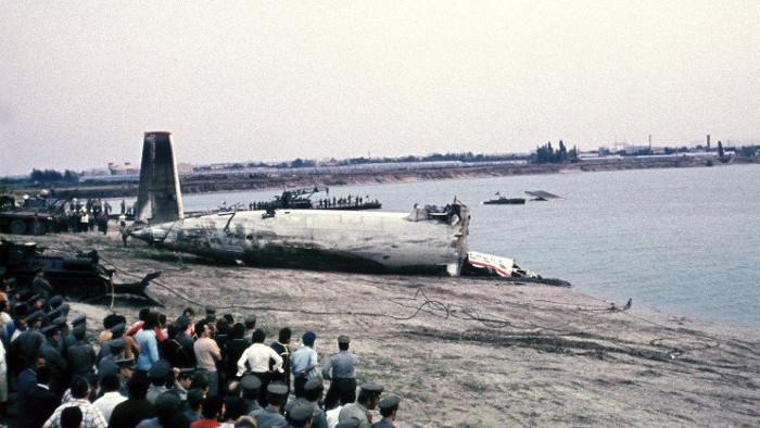 Catástrofe del vuelo 001