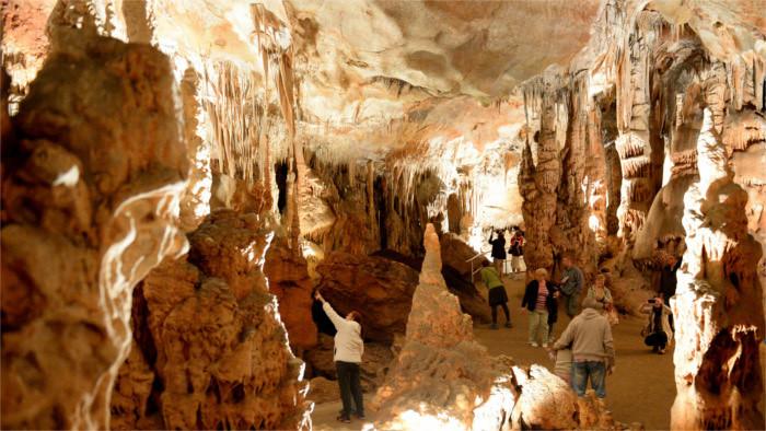 Podzemný skvost Domica
