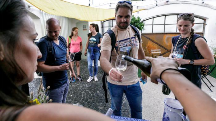 Fête du vin : Journée des caves de Modra