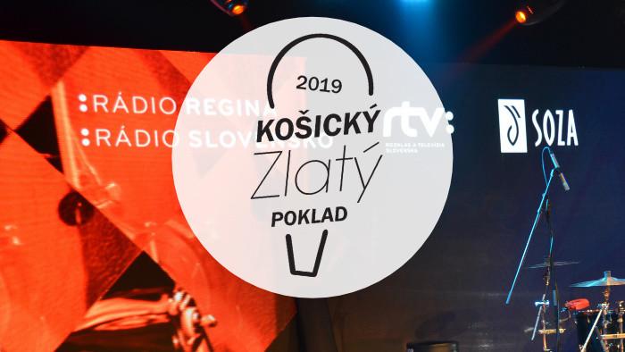 Finálový koncert 35.ročníka pesničkovej súťaže Košický zlatý poklad 2019