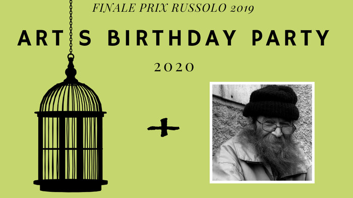 Art's Birthday Party 2020