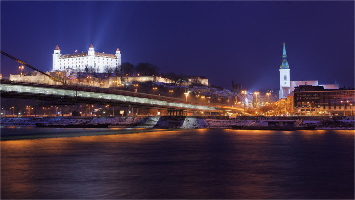 Bratislava – First round