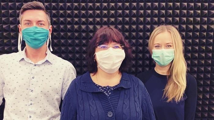 Virologička T. Betáková: Rúško vám zabráni dotýkať sa nosa a úst