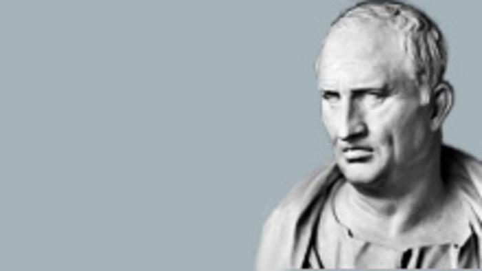 Marcus Tullius Cicero (106 - 43 pred Kr.)