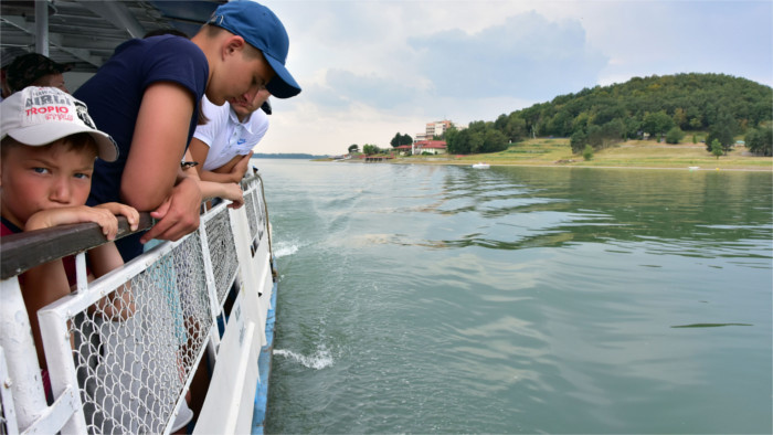 Zemplínska Šírava – la vraie mer slovaque
