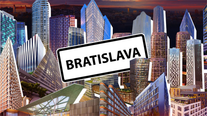 Bratislavas Bauboom und die Versprechen von Manhattan