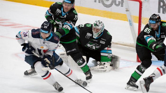 Началась финальная серия плэй – офф чемпионата Словакии по хоккею