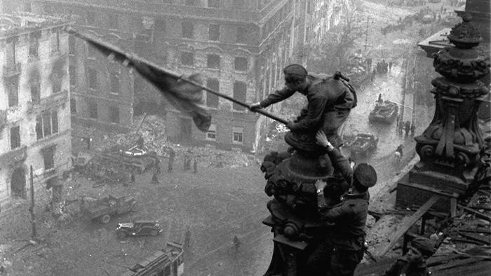 Posledný deň vojny, prvý deň mieru - fíčer o konci 2. svetovej vojny