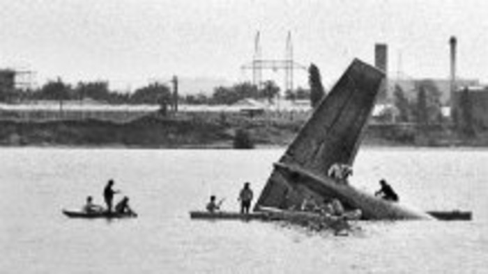 David Púchovský o katastrofe letu 001 na Zlatých pieskoch