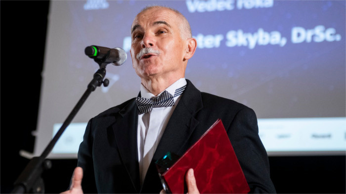 Low temperature physicist named Scientist of the year