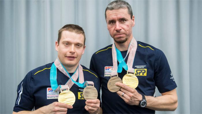 Slowakisches Paralympisches Komitee: Wir sind gleich