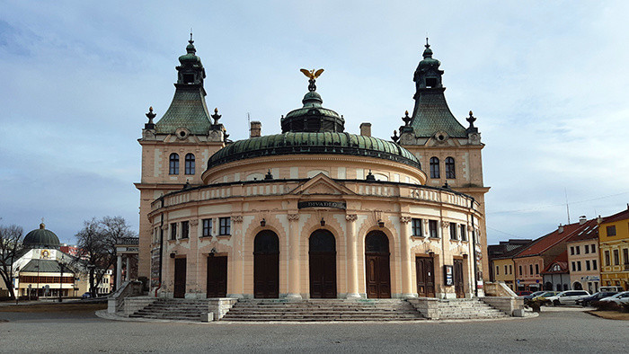 Theaterland Slowakei: Zu Besuch im Zipser Theater