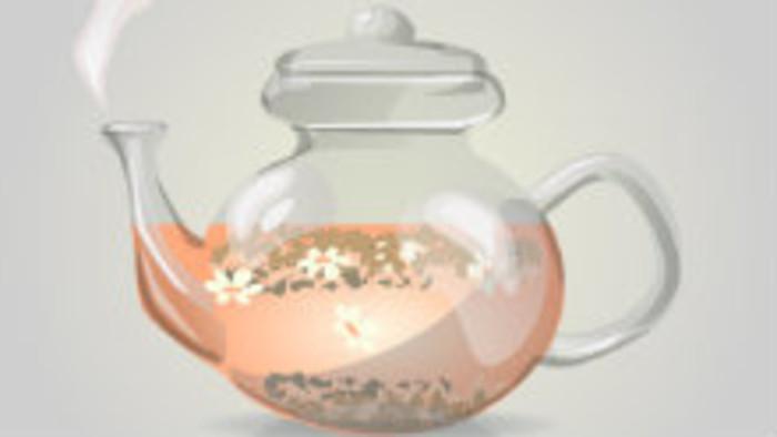 O čarovnej čajovni