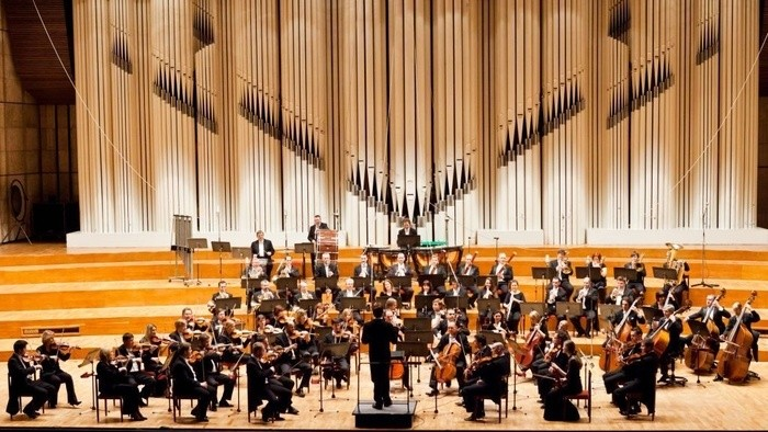 2. koncert sezóny SOSR - Lejava, Bartók, Prokofiev