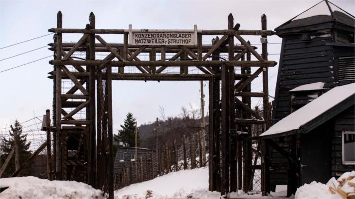 Smutné miesto Natzweiler-Struthof