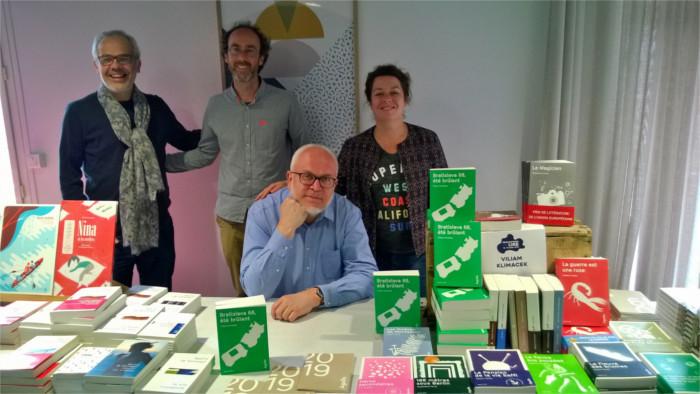 Marathon littéraire slovaque au sud-ouest de France