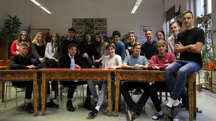 Estudiantes eslovacos ganan premio europeo a mejor empresa ecológica