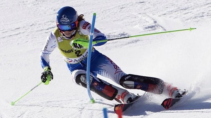 Slovak skier Vlhová received two small globes in quarantine