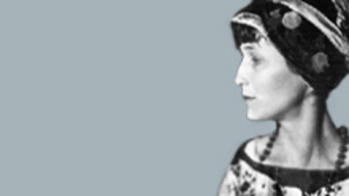 Anna Andrejevna Achmatovová (1889 - 1966)