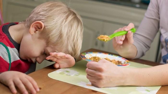 Miért nem eszik a gyerek?