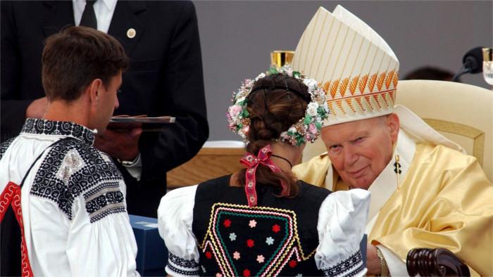 Ausstellung: Johannes Paul II. und die Slowakei