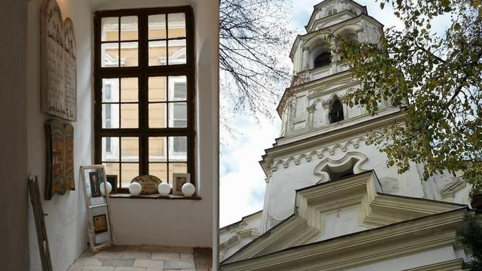 Adománygyűjtés a rimaszombati evangélikus templom tornyának felújítására