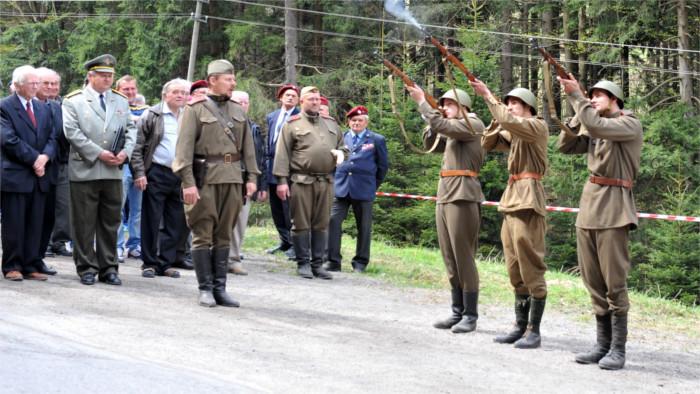 Eslovaquia celebra el 75 aniversario de la liberación