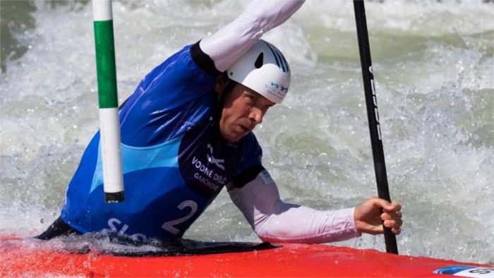 Los piragüistas eslovacos obtienen nueva medalla de oro