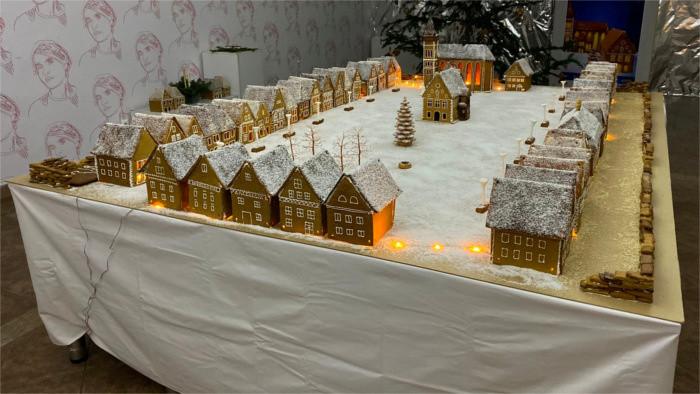 L'histoire du miel et des gâteaux de miel