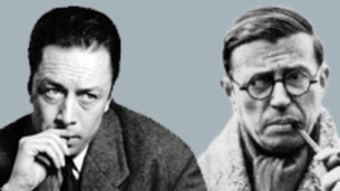 J.P. Sartre (1905-1980) a A.Camus (1913-1960)