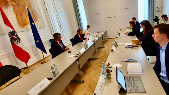 Zusammenarbeit der regionalen Plattform Austerlitz-Format