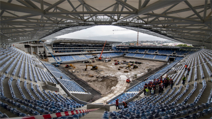 Police: Investigation in National Football Stadium could be expanded