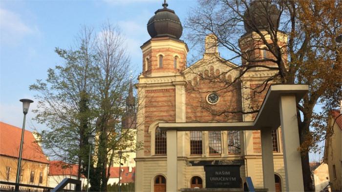 Hoy iniciamos en Trnava un viaje por las bonitas ciudades de la región de Považie