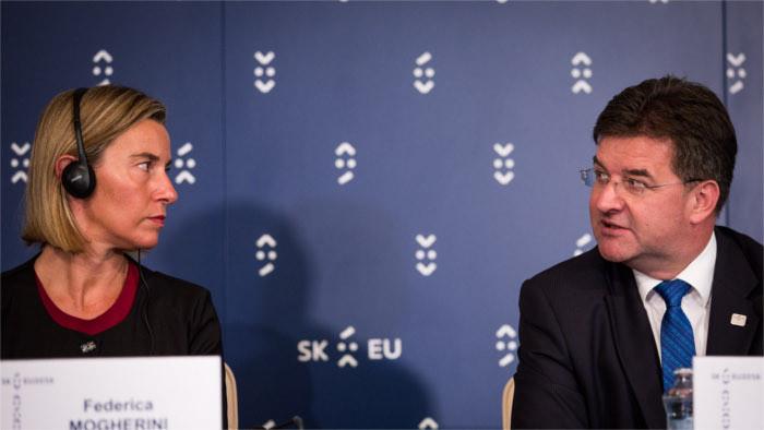 Reunión informal de ministros de Exteriores de la UE