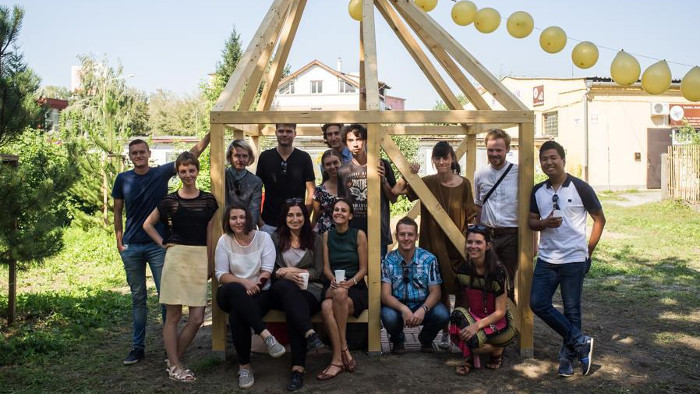 Die Stadt, das sind wir alle - das Kollektiv Spolka aus Košice