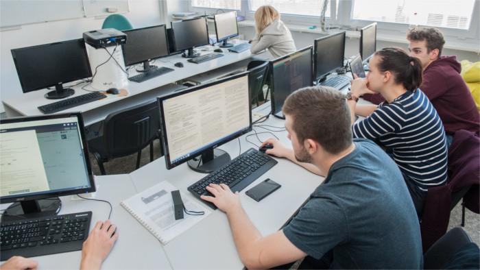 State IT company starts its operation