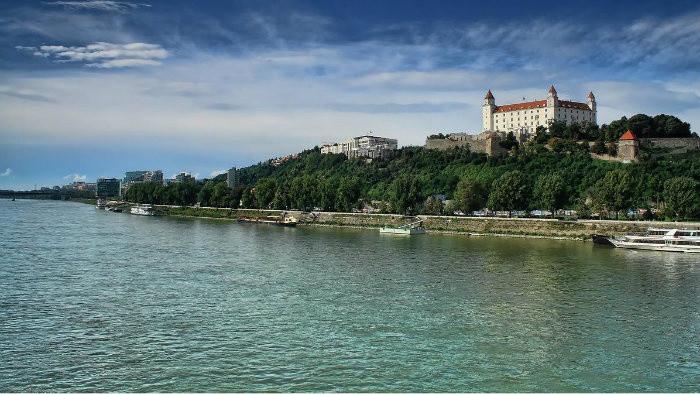 Dunaj kedysi a dnes
