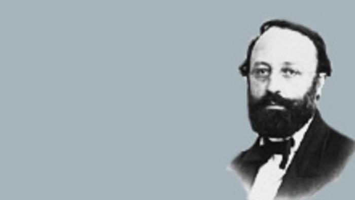 Gottfried Keller (1819 - 1890)