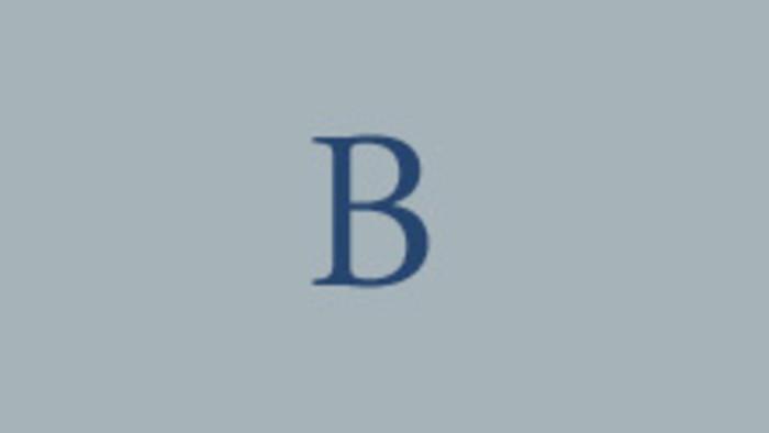 """Slovník """"B"""""""