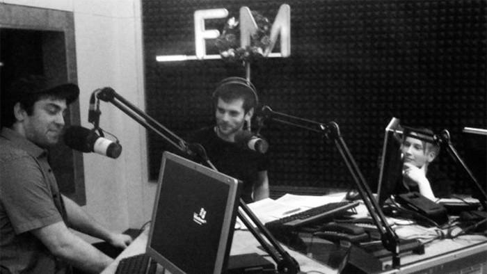 SIGNAll_FM - Záznam vysielania + tracklist (23.12.2012)