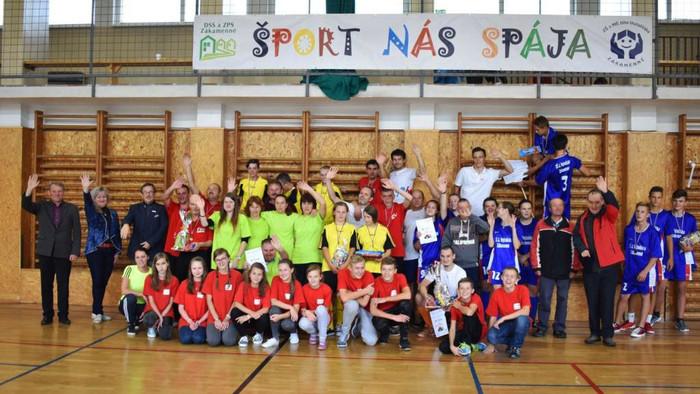 Šport na Orave spája