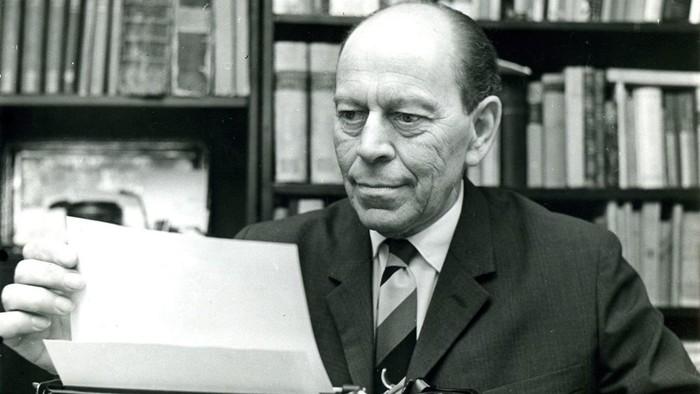 Örkény István: In memoriam dr. K. H. G.