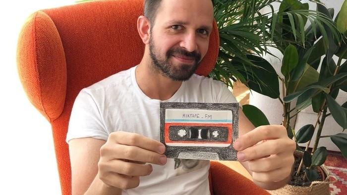 Mixtape_FM: Dominik Kitko zo Says