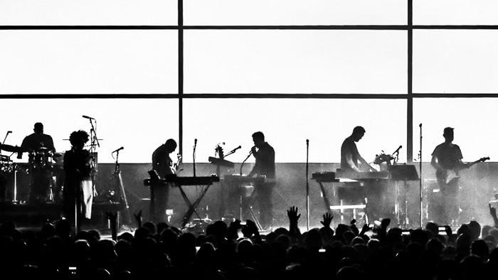Massive Attack vo Viedni 20. 2. 2016